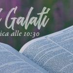 Studio della lettera ai Galati